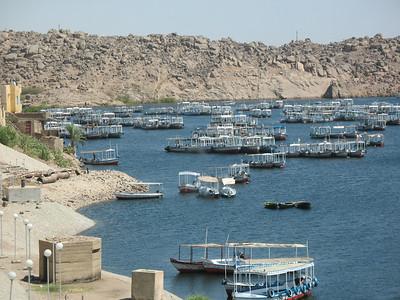 Aswan Dam & Temple of Horus/Philae - Updates in Progress