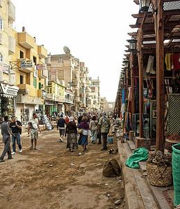 Scene in Aswan