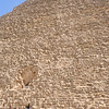 Entrance into the Great Pyramid