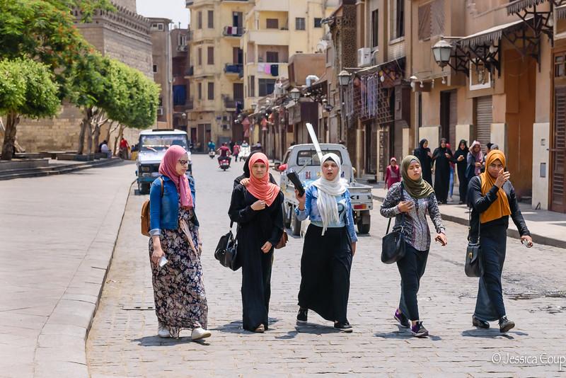 Women of Cairo