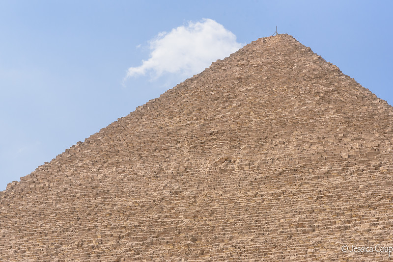 Top of the Great Pyramid