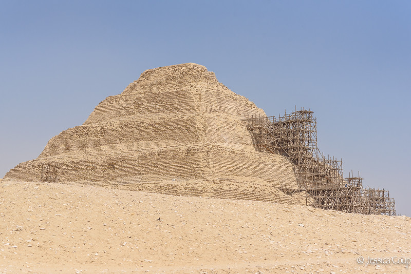 Stepped Pyramid of Djoser