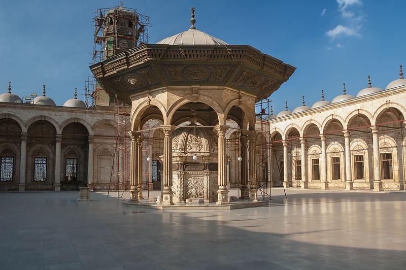 Cairo Mosque - 1