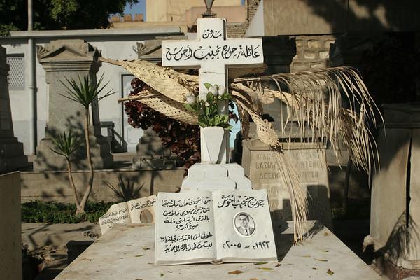 Coptic Cemetary