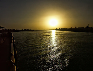 nile-river-sunset