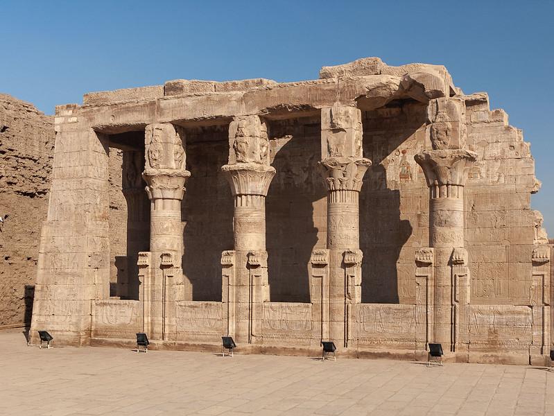 Lotus Columns