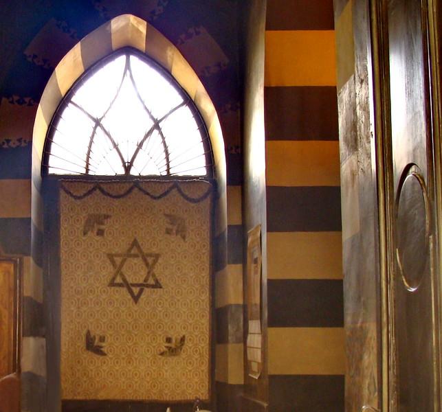 Ben Ezra Synagogue Interior