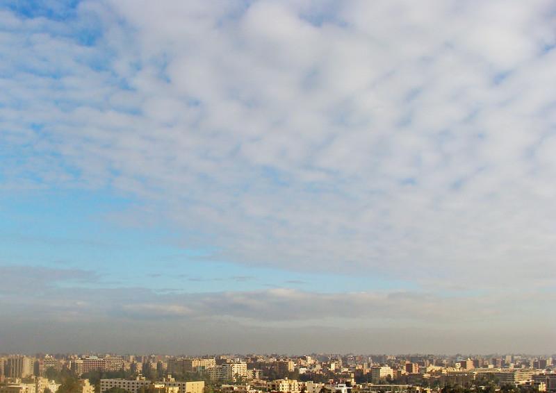 Morning in Cairo