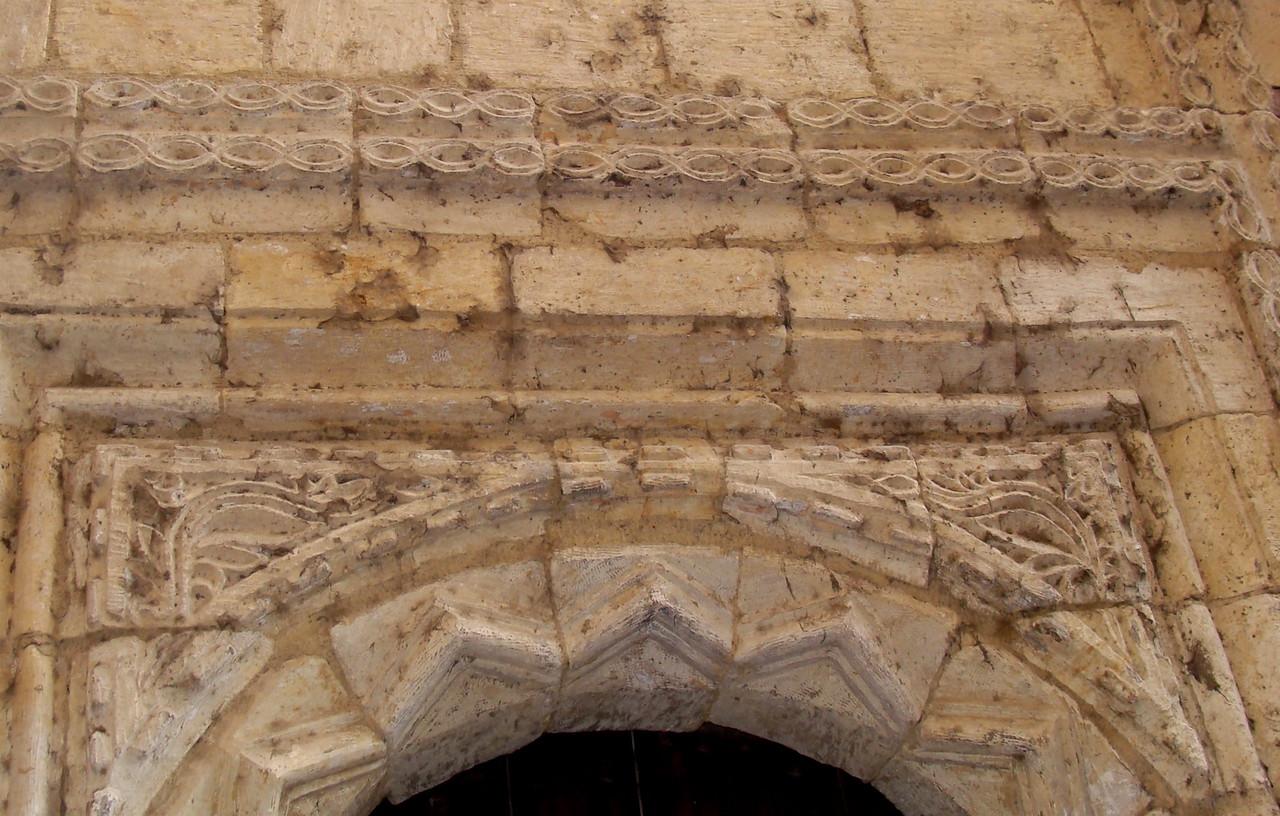 Doorway Lintel