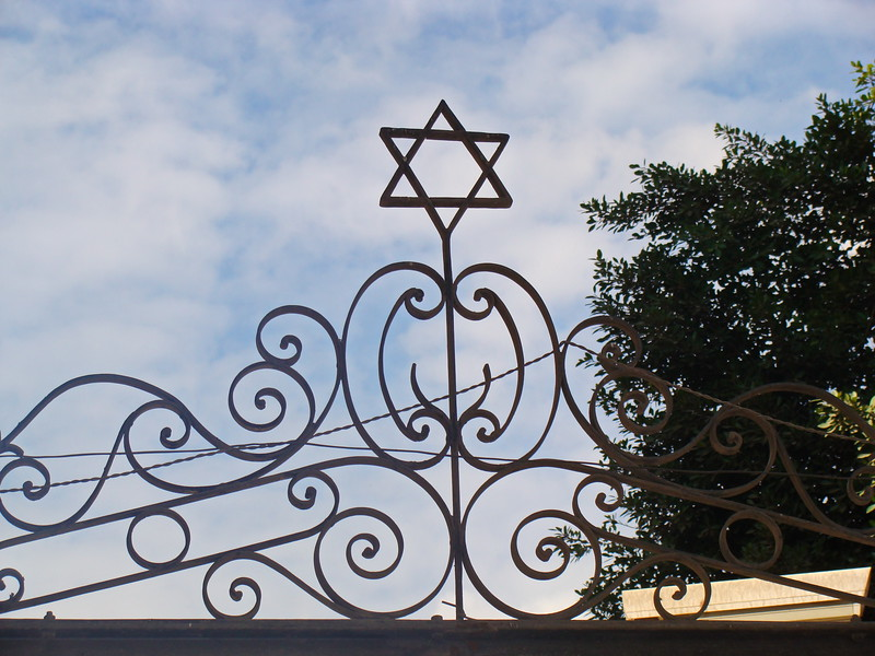 Ben Ezra Synagogue Gate