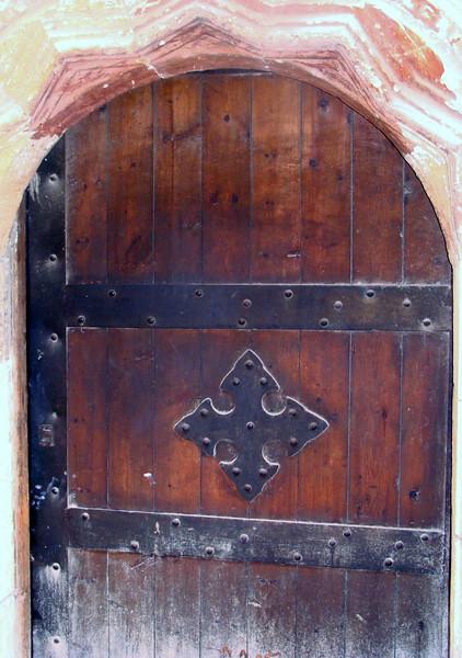 Door in Old Cairo