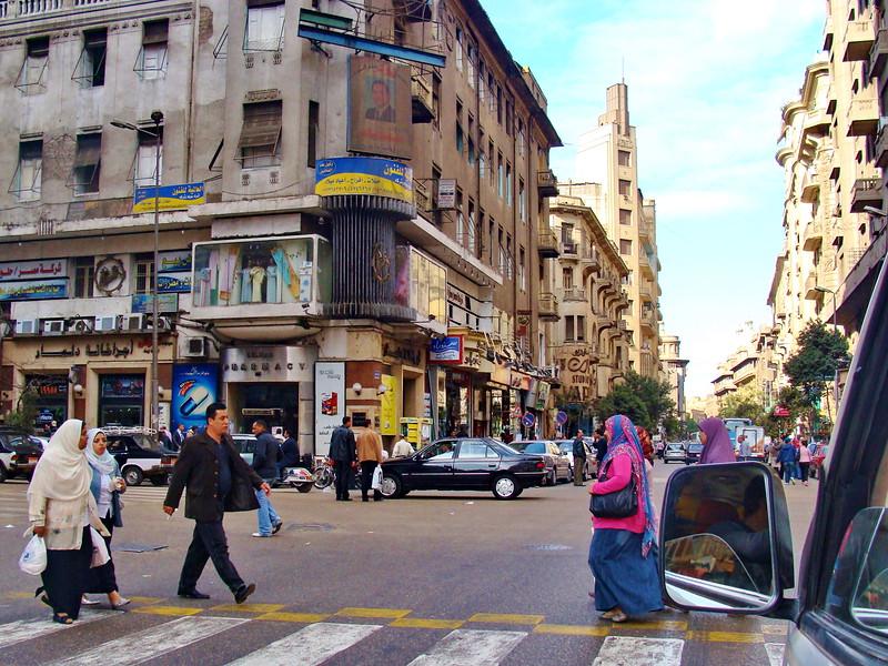 Downtown Crosswalk