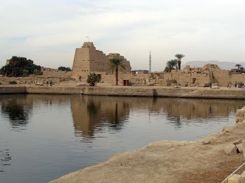 Sacred Lake of Precinct of Amun-Re