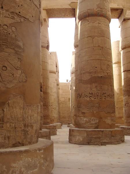 Hypostyle Hall Columns