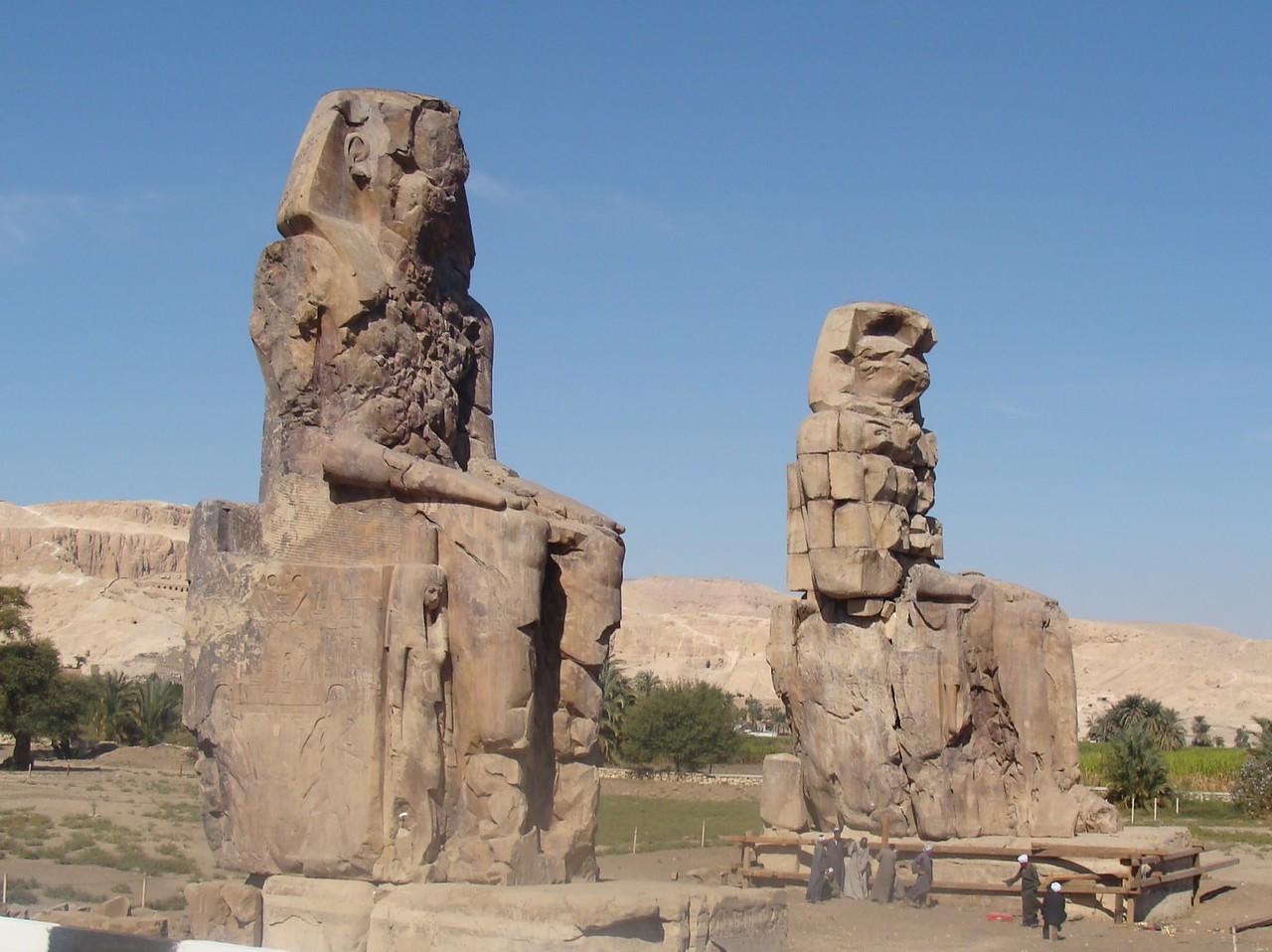 Statue of Memnon