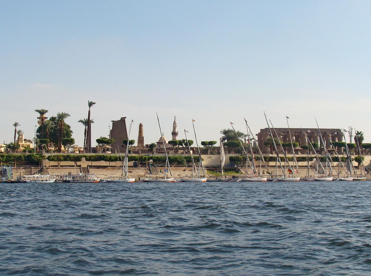 View of Karnak