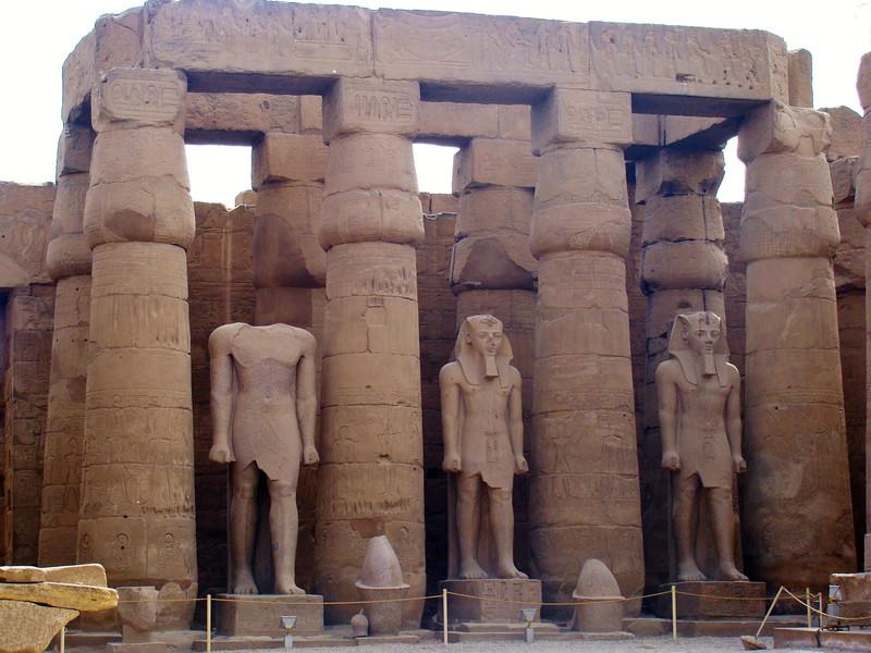 Karnak Trinity