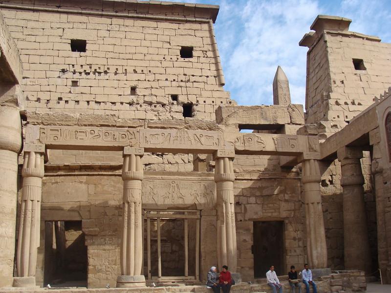 Court of Ramses II