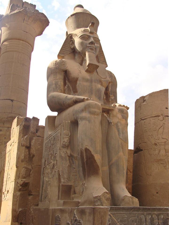 Colossus Ramses II