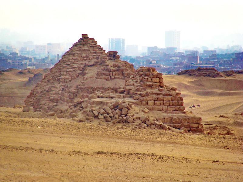 Pyramid Remnants