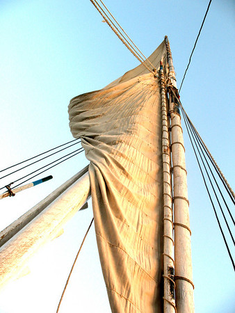 Sail on the Nile II
