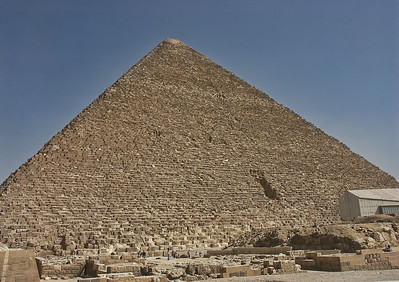 The Great Pyramid at Giza