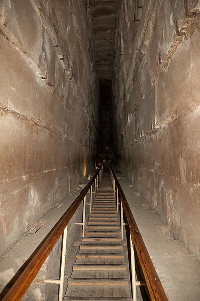 Great Hall of Great Pyramid