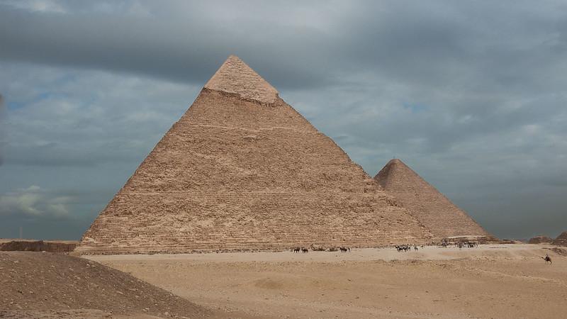 Second Pyramid