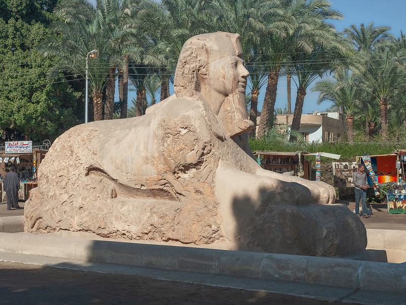 Sphinx of Memphis - 1