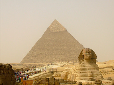 Great Pyramid / Sphinx