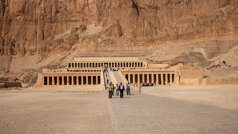 Hatshepsut Temple - 1
