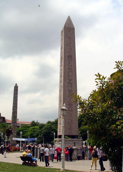 Pharaoh Thutmosis III Obelisk