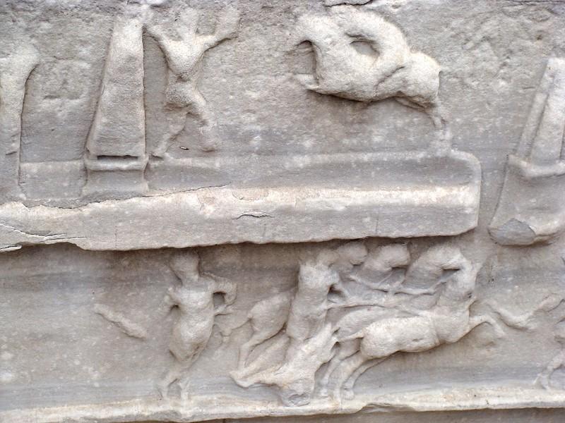 Pharaoh Thutmosis III Obelisk, Base Side 3