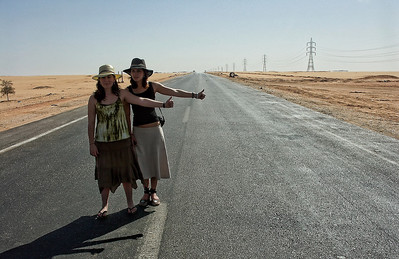 egypt-desert-hitchhikers