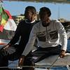 Our Felucca Captains - Mehet (?) & Mohammed