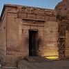 Chapel for God of Medicine Imhotep