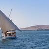 Dahabiya Boat