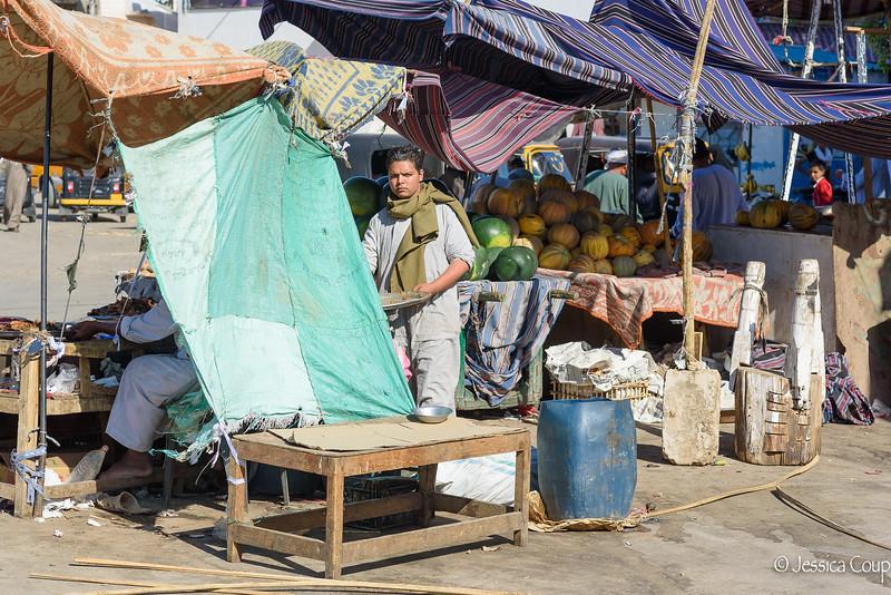 Edfu Market
