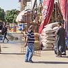 Street Life in Edfu