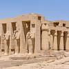 Osirid Statues