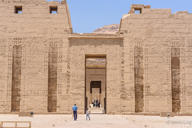 Mortuary Temple of Ramesses III