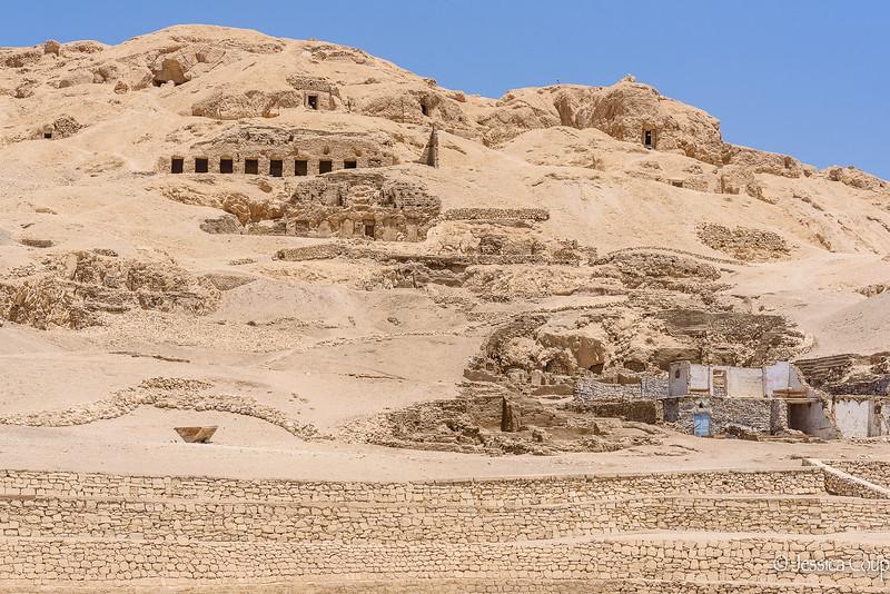 Deir El-Medina Valley of the Workers