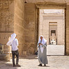 Entrance of Medinet Habu