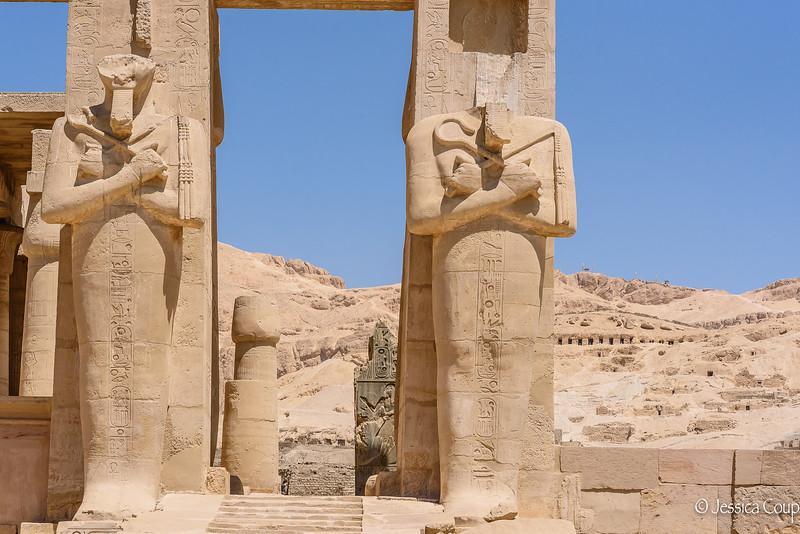 Memorial Temple of Pharaoh Ramesses II