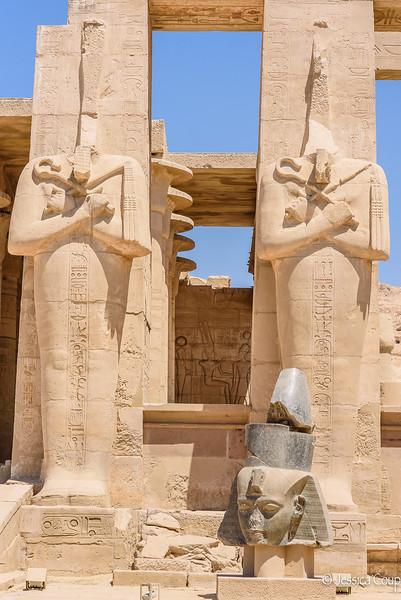 Ramesseum Temple