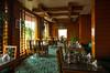 A Japanese restaurant at the Hotel Sonesta St. George in Luxor, Egypt.