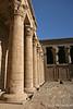 Columns in Edfu