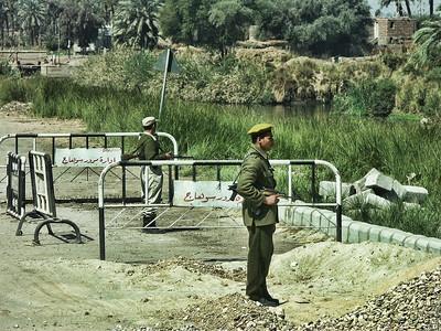 egypt-military-men