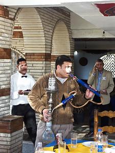 hookah-smoker