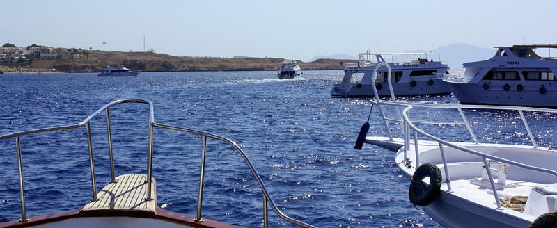 Sharm El Sheikh / Ras Muhammad / Red Sea